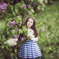Сирень уже во всю цветет! Приглашаю всех на фотосъемки! :: Ксения Михотина
