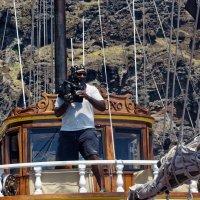 Кинооператор на пиратском судне :: Witalij Loewin