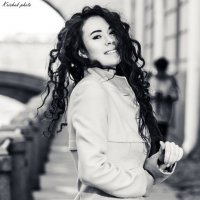 Model - Kira Liу :: Евгений Крищук