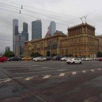 Моя Москва :: Андрей Лукьянов