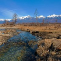 Приток реки Eхэ-Ухгунь :: Анатолий Иргл