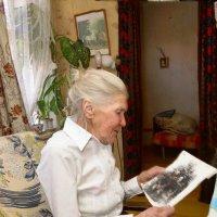 Вспоминая родителей в день своего 90-летия :: Исаков Александр