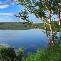 Мурманск. Озеро «Большой Лапоть». :: kolin marsh