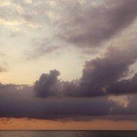 небо над Чёрным морем :: Alla Swan