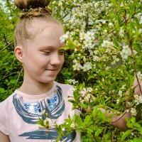 Маленький зайка в цветочках :: Света Кондрашова