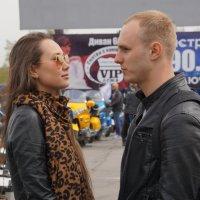 Глаза в глаза :: Андрей Горячев
