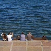 Как хорошо у моря! :: M Marikfoto