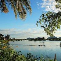 Сельские пейзажи Лаоса :: Кирилл Охват