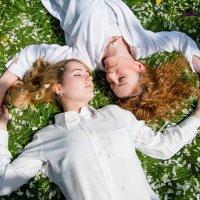Весна с мамой :: Анастасия Махова