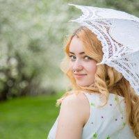 Весна :: Анастасия Махова