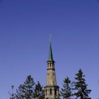 башня Сююмбике :: Andrew A