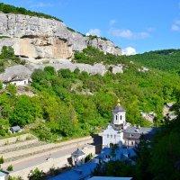 Свято Успенский мужской монастырь :: Виктор Шандыбин