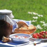 Завтрак :: Наталья Казанцева