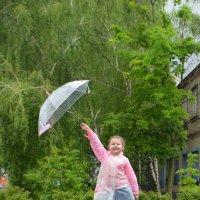 И снова дождь... :: Юлия Ланина