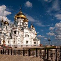 Белогорье в Пасхальную неделю :: Владимир Чуприков