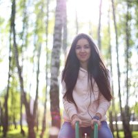 Весенняя прогулка :: Евгения Ильчук