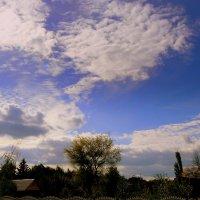 небесный пейзаж :: Александр Прокудин