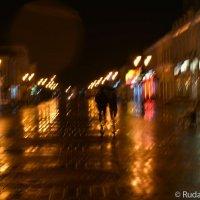 Под проливным дождем :: Сергей