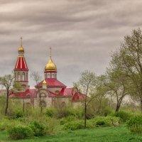 Храм. :: Сергей Исаенко