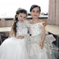 Ариадна и Ирина :: Вадим Виловатый