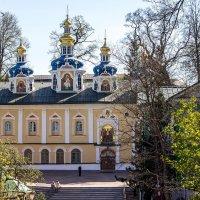 Псково-Печерский мужской монастырь. :: Александр Лейкум