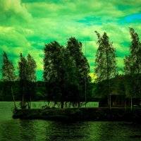 остров :: Anrijs Slišāns