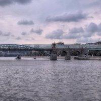 Андреевский мост :: Наталья Лакомова