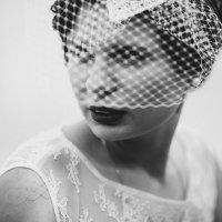 ч/б портрет ретро невесты :: Екатерина Бубнова