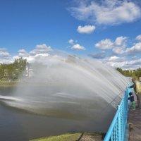 Преображенский парк, фонтан. :: юрий Амосов