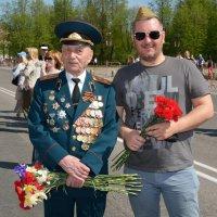 Этот День Победы (этюд 10) :: Константин Жирнов