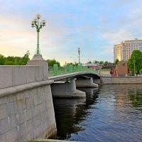 Елагинский мост :: Алла Лямкина