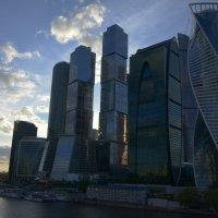 Москва сити :: Аркадий Беляков