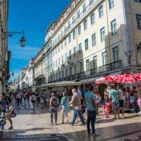 Район Байша в Лиссабоне :: Константин Шабалин