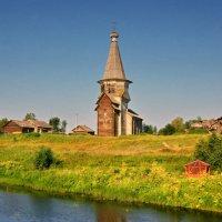 Церковь на Кеме :: Валерий Талашов