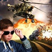 Желание клиента - Photoshop :: Геннадий Коробков