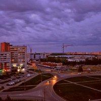 Белые ночи в городе у Белого моря :: Елена Третьякова