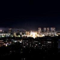Ночной Нск :: Сергей Добрыднев