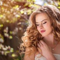Портрет невесты :: Polina Pomogaeva