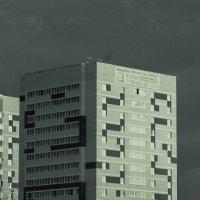 Башни-близнецы :: Evgenija Enot
