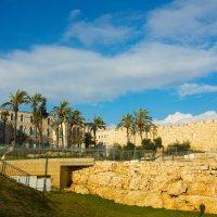Иерусалим, возле Старого Города :: Игорь Герман