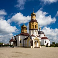Свято-Елисаветинский монастырь :: Игорь Вишняков