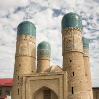 Мечеть Чор Минор. Бухара. :: Наталья Smirnova