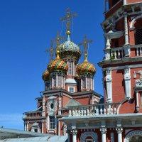 Рождественская церковь :: Ольга