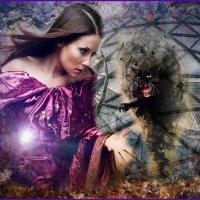 «Я - женщина, магическая нимфа ...» :: vitalsi Зайцев