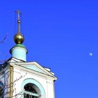 церковь :: Дмитрий Паченков