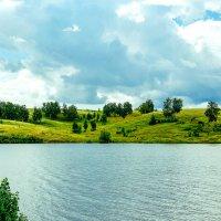 Озеро :: Дмитрий Новиков