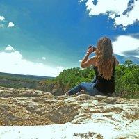 в горах :: Ирина Cемко