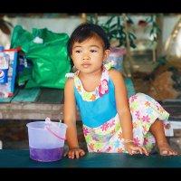 Тайская девченка :: Кирилл Охват