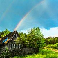 старый дом :: Александр Байков