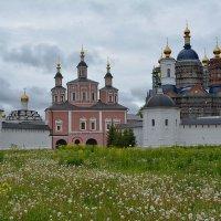 Свято-Успенский Свенский монастырь :: Владимир Безгрешнов